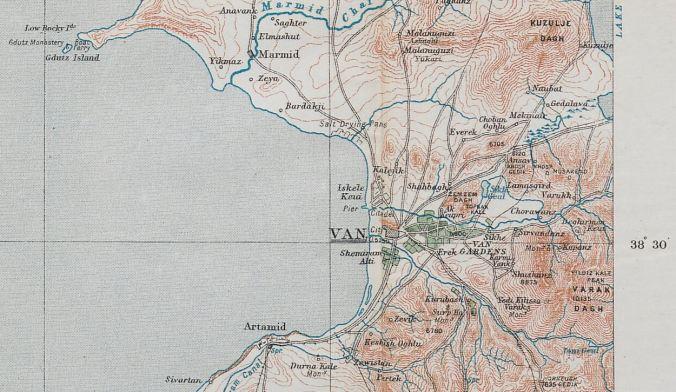 Van, 1901